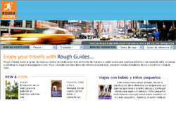 Captura de Rough Guides