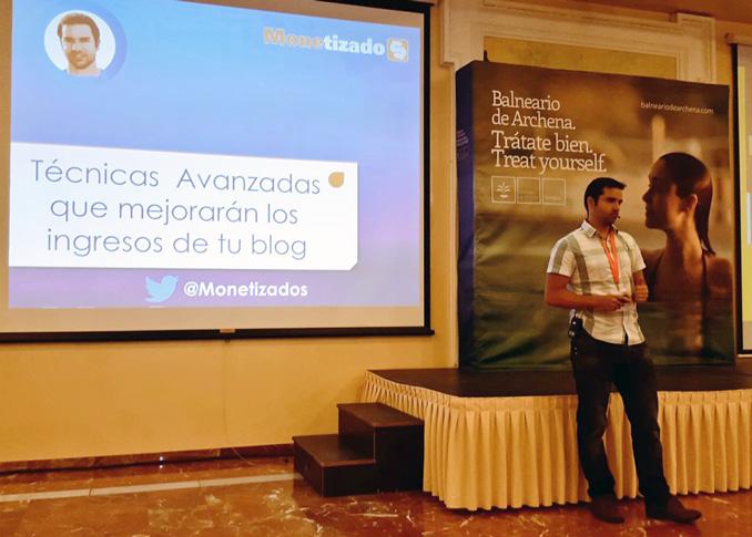 Javier Elices, autor de monetizados.com