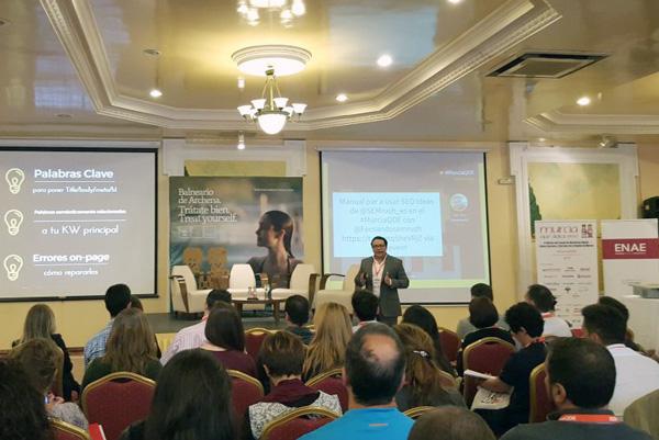Fernando Angulo, director de relaciones institucionales de SEMrush