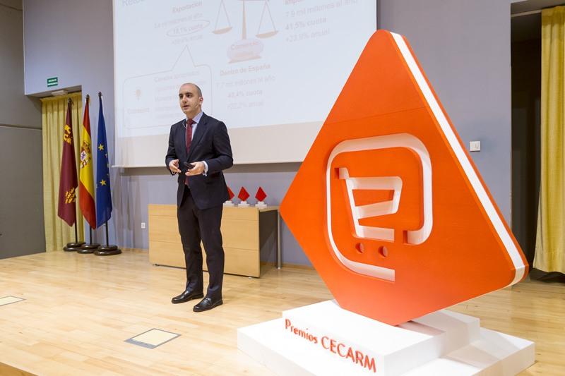 Premios Cecarm 2016. Daniel Iglesias - Ebay España