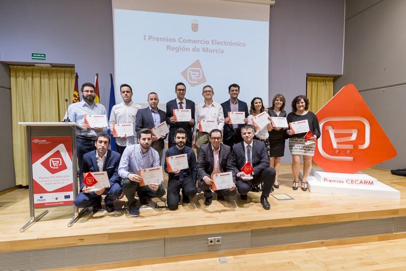 Premiados y Finalistas. Concurso Cecarm 2016