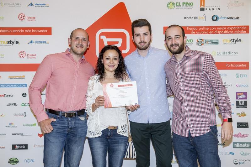 Electromoviled. Finalista Concurso Cecarm 2016
