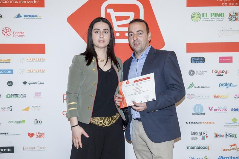 Regalar Flores. Finalista Concurso Cecarm 2016