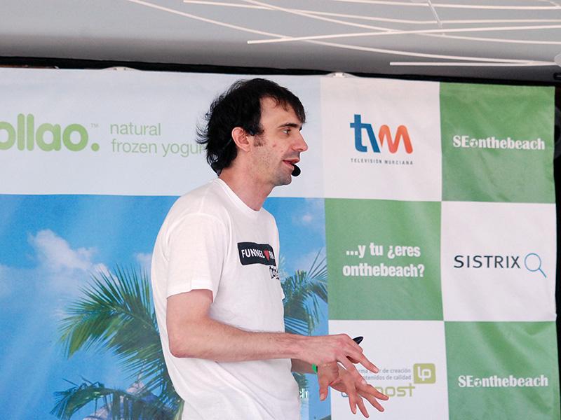 Lino Uruñuela, funnelpunk.com