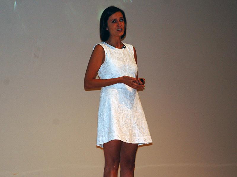 Isabel Romero, ponente de SEOPLUS 2016