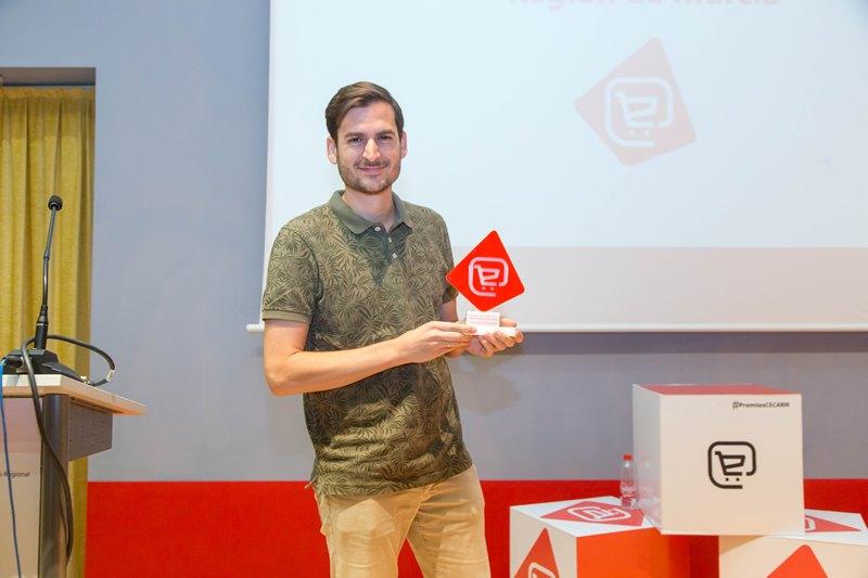 Premio a la  mejor tienda online novel...