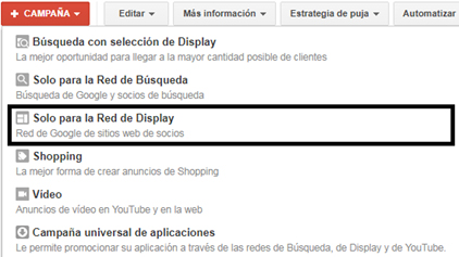 Display AdWords