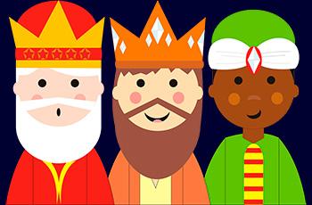 Los Reyes Magos también hacen sus compras online