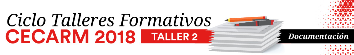 Ciclo Talleres formativos - Taller 2
