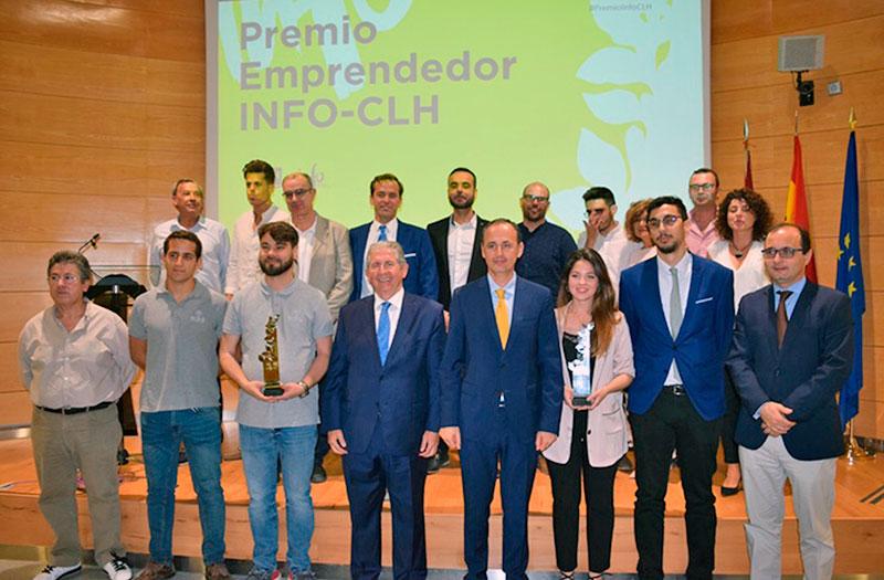 Premio Emprendedor del Año para Nido Robotics