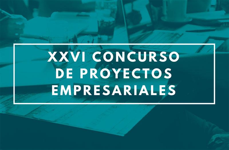 XXVI Concurso de Proyectos Empresariales de Murcia