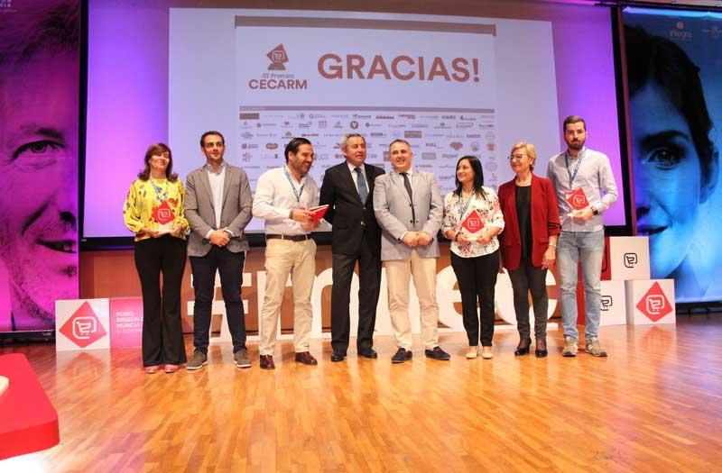 Los III Premios Cecarm recaen sobre 'Vinorea', 'Extinhouse', 'Kull Design' y 'La silla de Claudia'