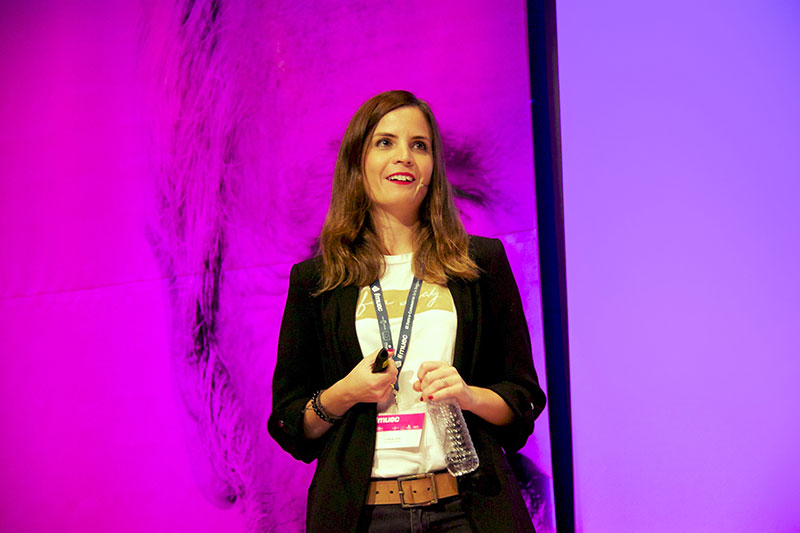 Cristina Jover, Communications & Brand Manager de PcComponentes