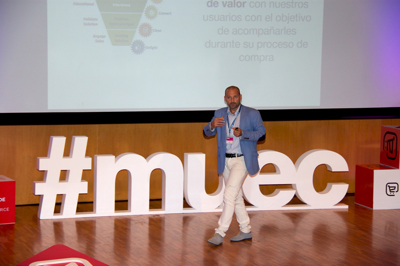 Fabio Bugalla, CEO de Marketic