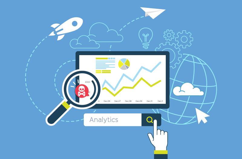 Cómo eliminar el tráfico spam en Analytics