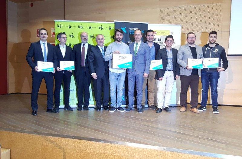 Nido Robotics gana el premio 'Emprendedor XXI'