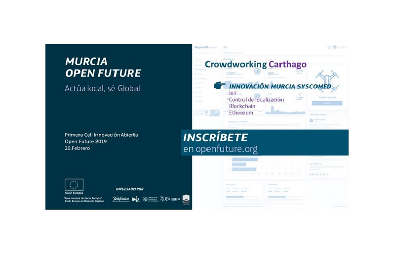 Murcia Open Future Crowdworking Carthago