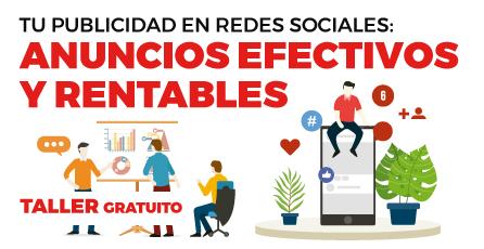 Tu publicidad en redes sociales: anuncios efectivos y rentables