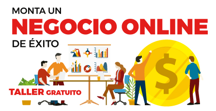 Monta un negocio online de éxito