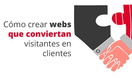 Taller 2: Cómo crear webs que conviertan visitantes en clientes