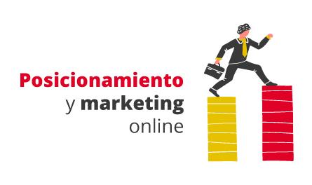 Taller 3 y 4: Posicionamiento y marketing online