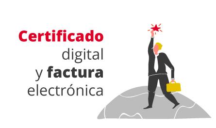 Taller 6: Certificado digital y factura electrónica