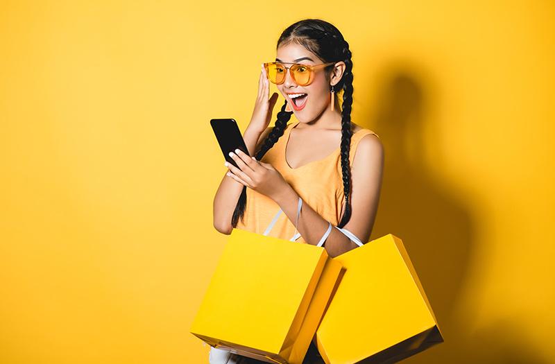 El comercio electrónico impulsa la contratación durante las rebajas