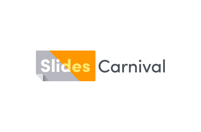 Logotipo de SlidesCarnival