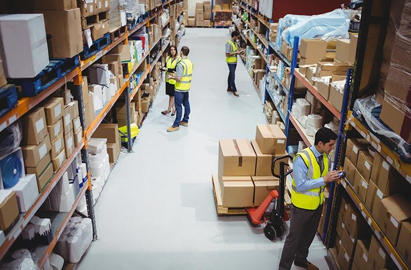 Amazon prueba en Murcia y Zaragoza su nuevo modelo logístico